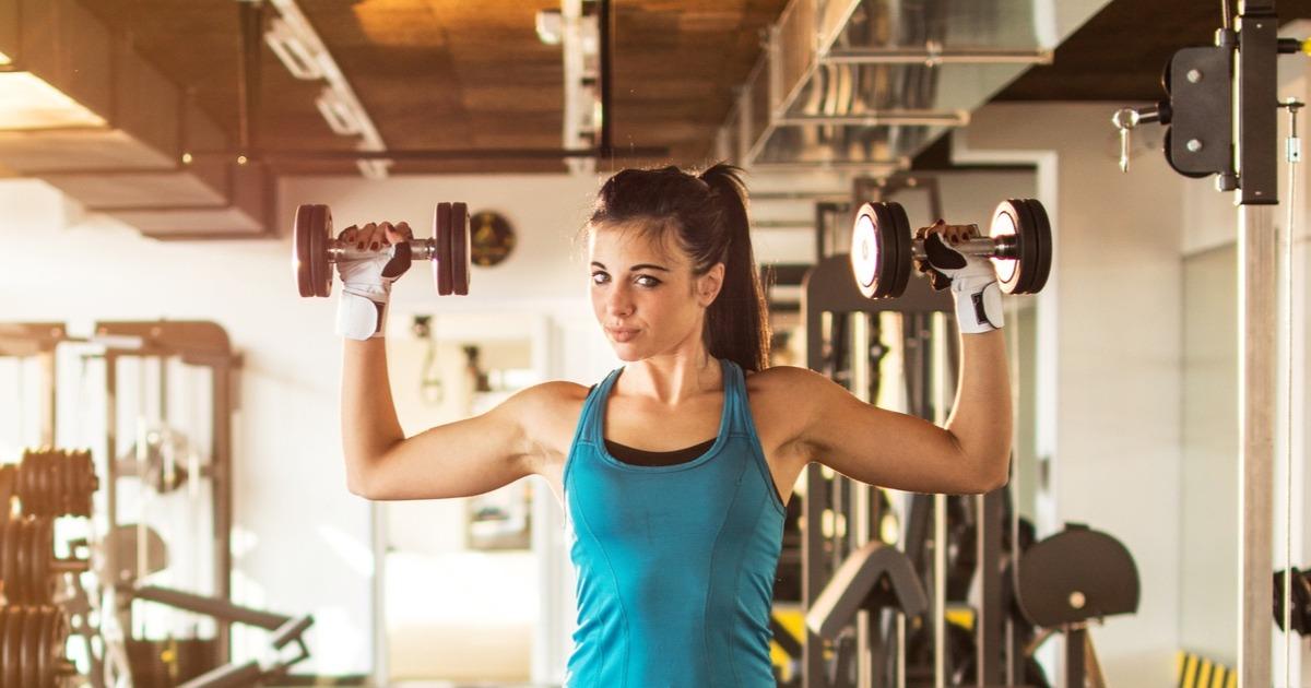 8 вправ з вагою, які підійдуть новачкам