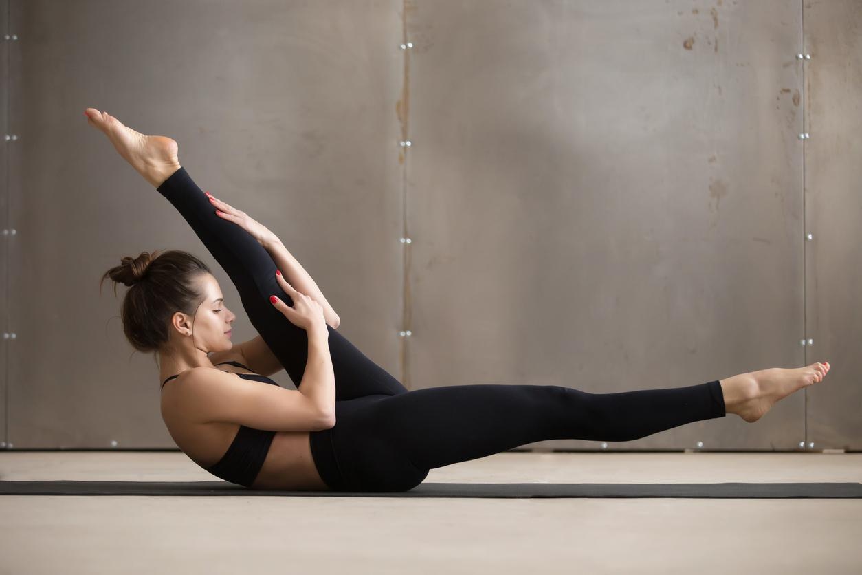 4-тижневий план тренувань, який допоможе сісти на шпагат