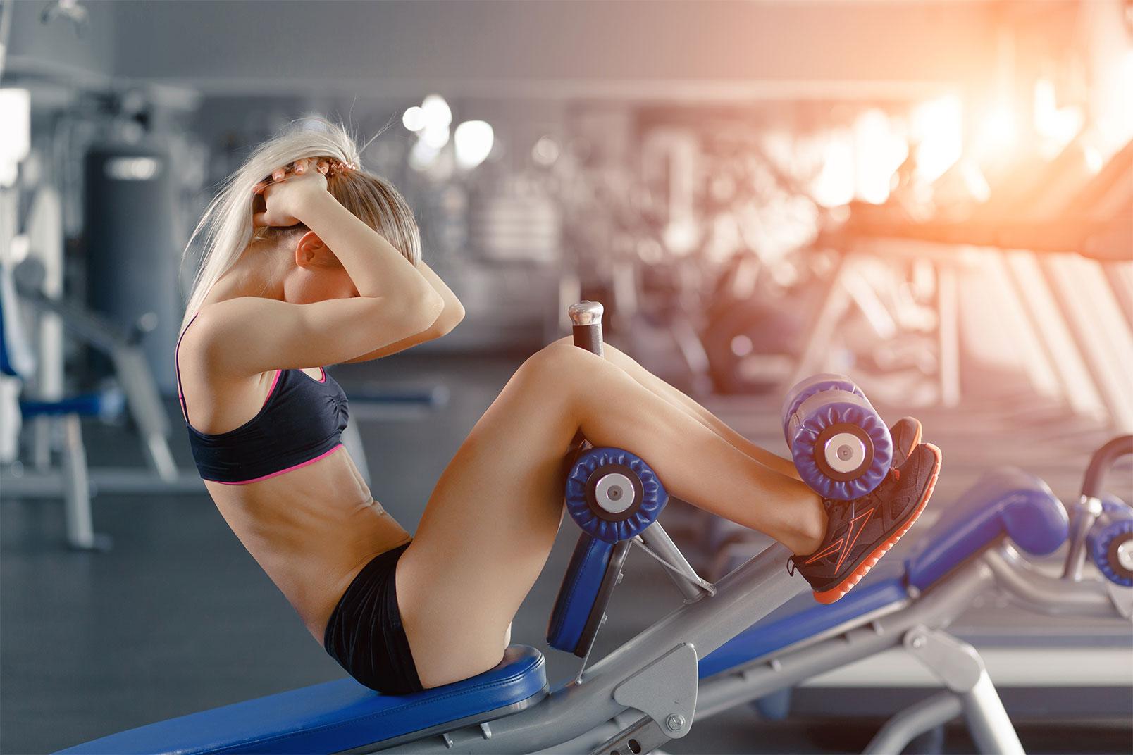 Тренування на 10 позицій, яку радять спортсмени і знаменитості