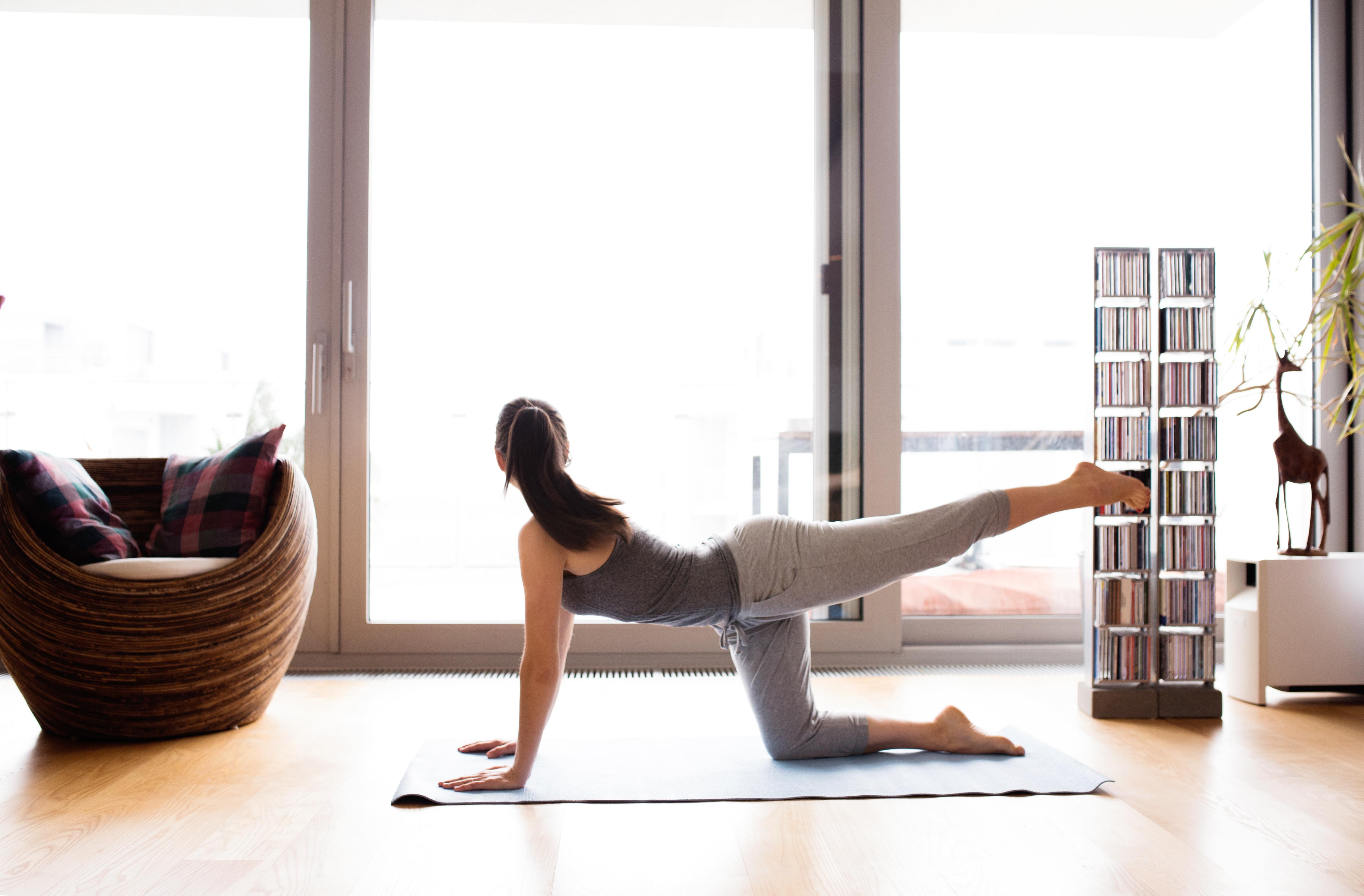 Тренування на дому, яка замінить підхід в спортзал
