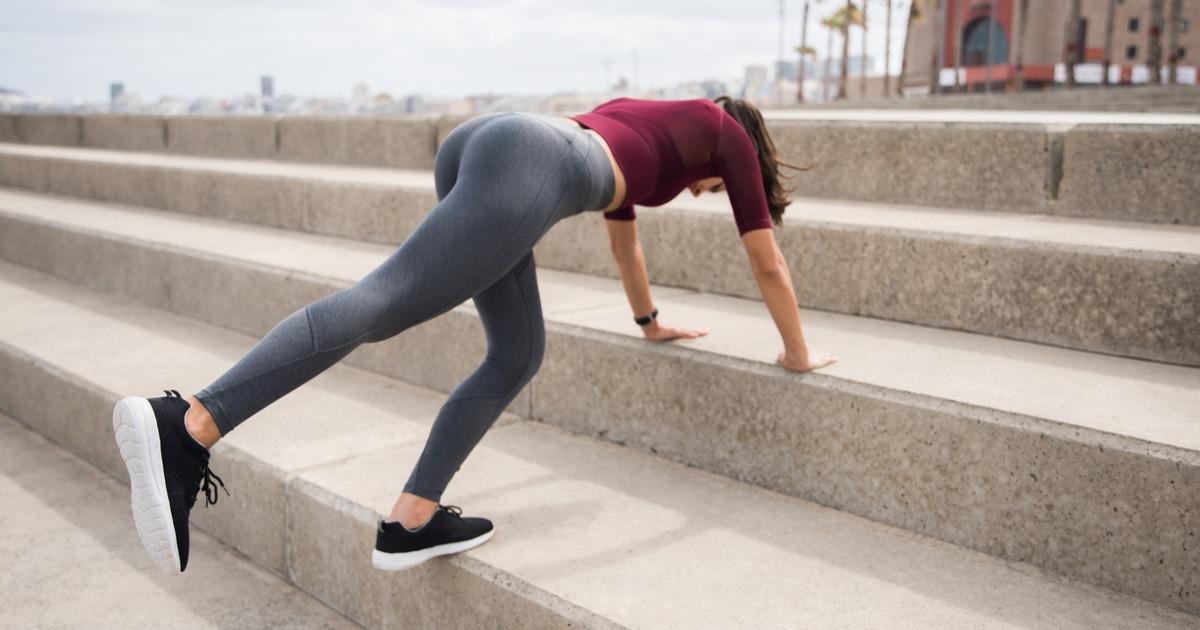 Тренування на 10 хвилин, з якою ваші стегна стануть краще