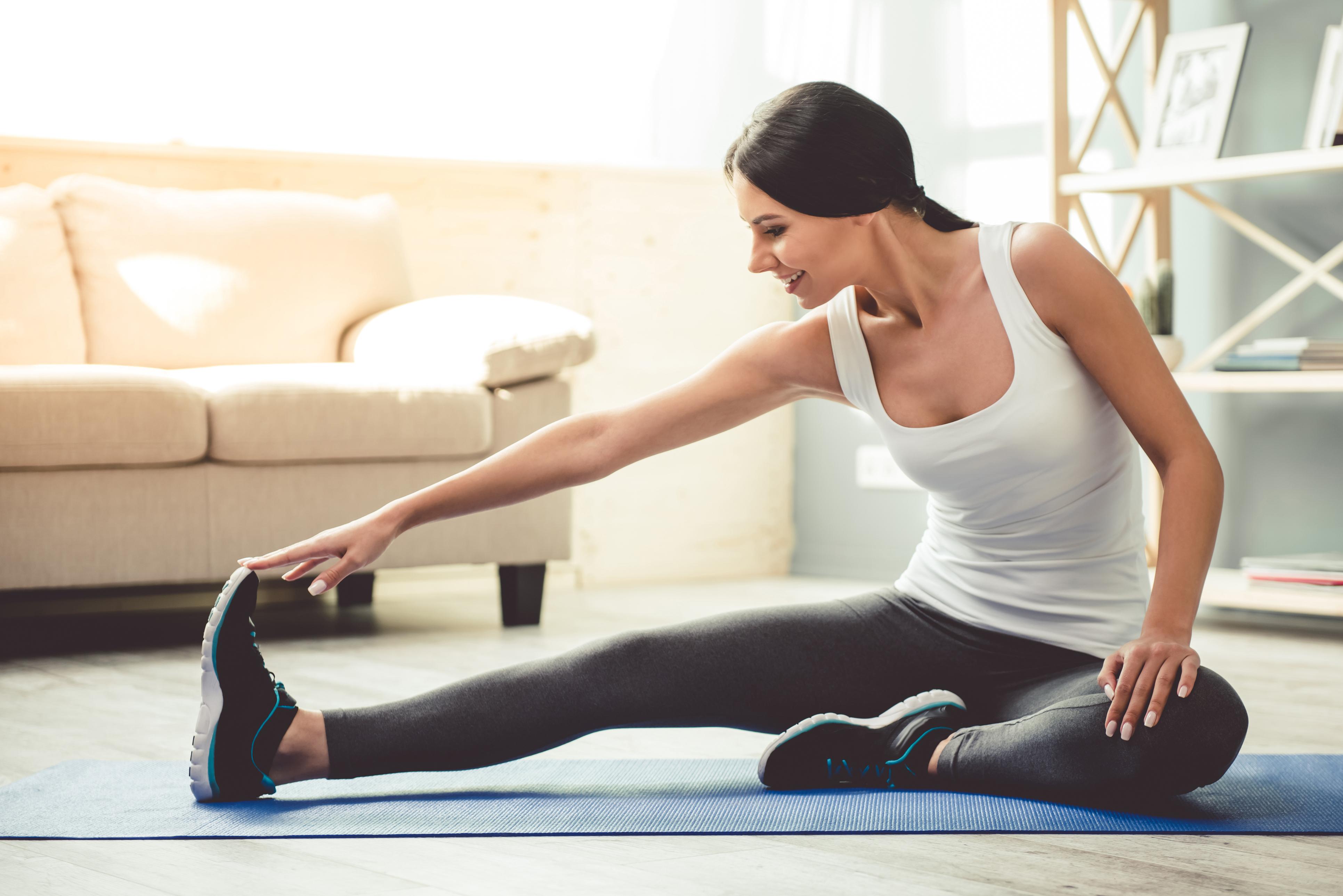 8-хвилинне тренування, яку важливо виконувати щоранку