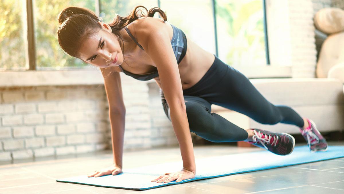 6 плиометрических вправ для кращої тренування за менший час