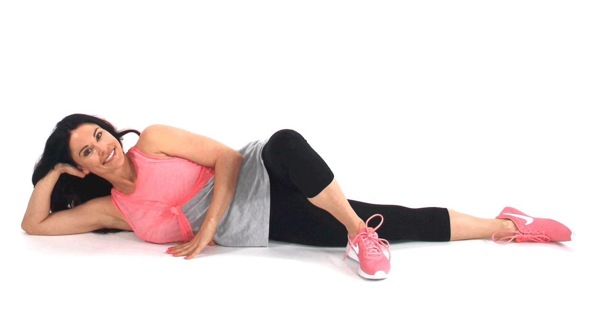 Найкраща 20-хвилинне тренування для ледачих дівчат