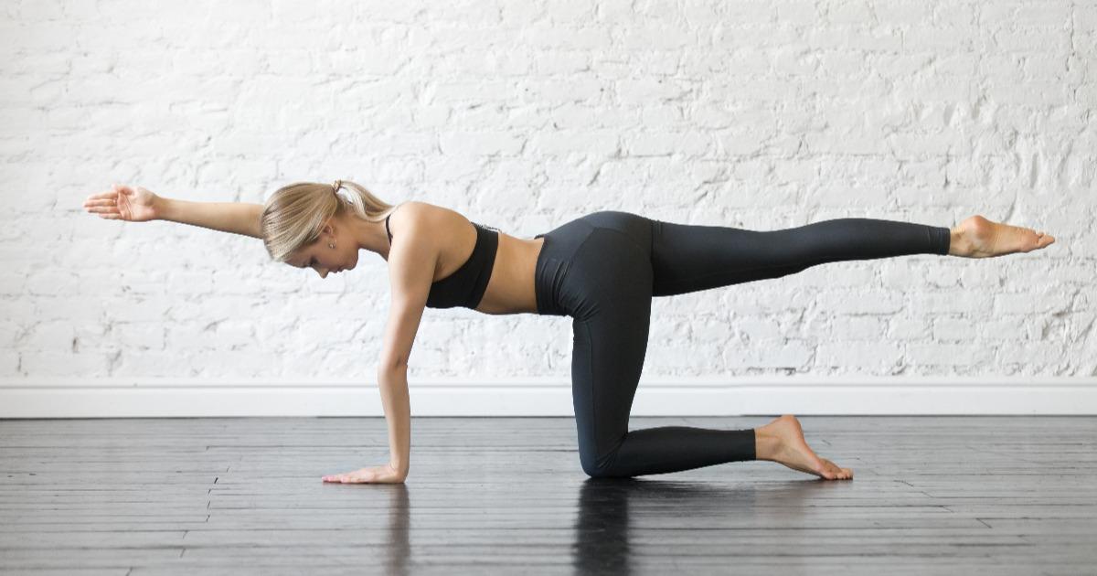 20 нескладних вправ для тих, кому важко почати тренуватися