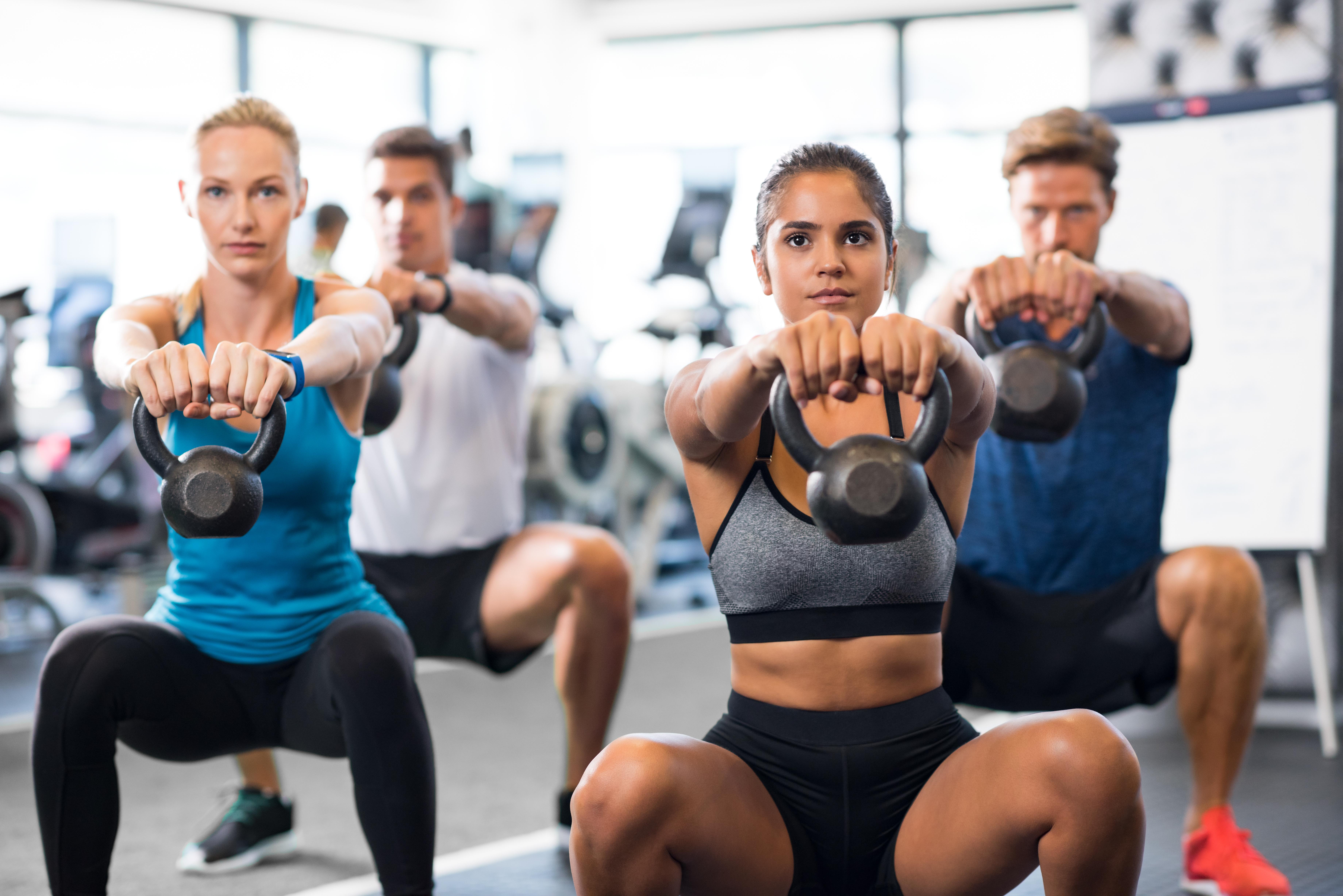 5 видів вправ, з якими ви будете просто сяяти