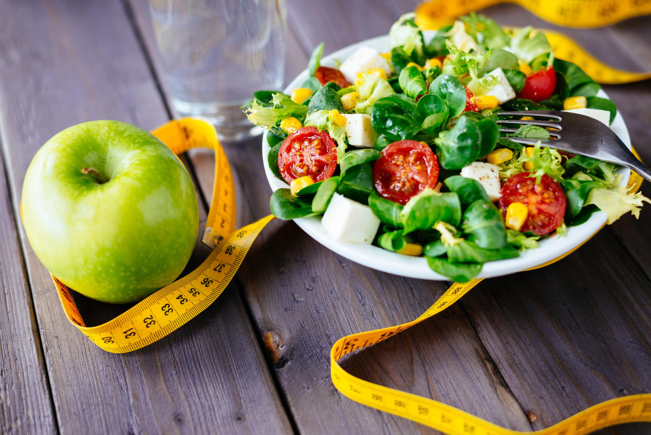 7 простих способів знизити вагу, не сідаючи на дієту