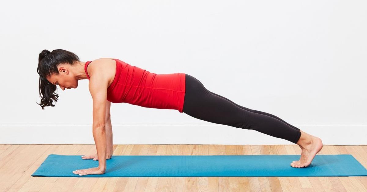 15 способів схуднути без використання важких гантелей
