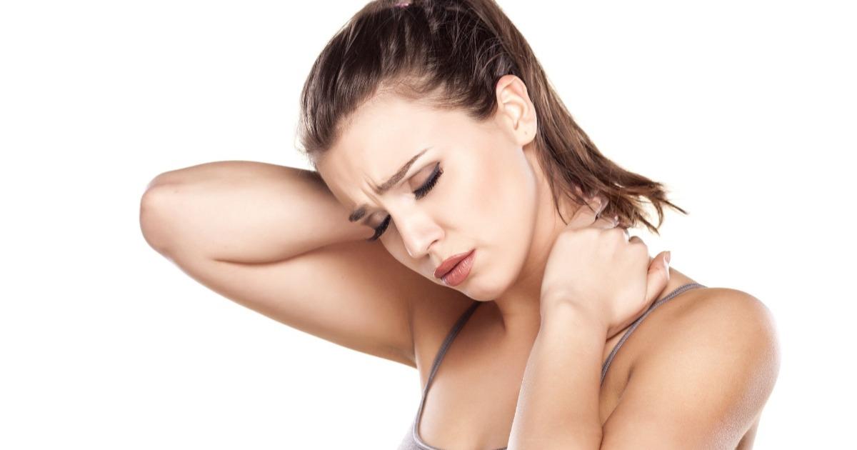 6 вправ, які допоможуть зняти напругу в шиї