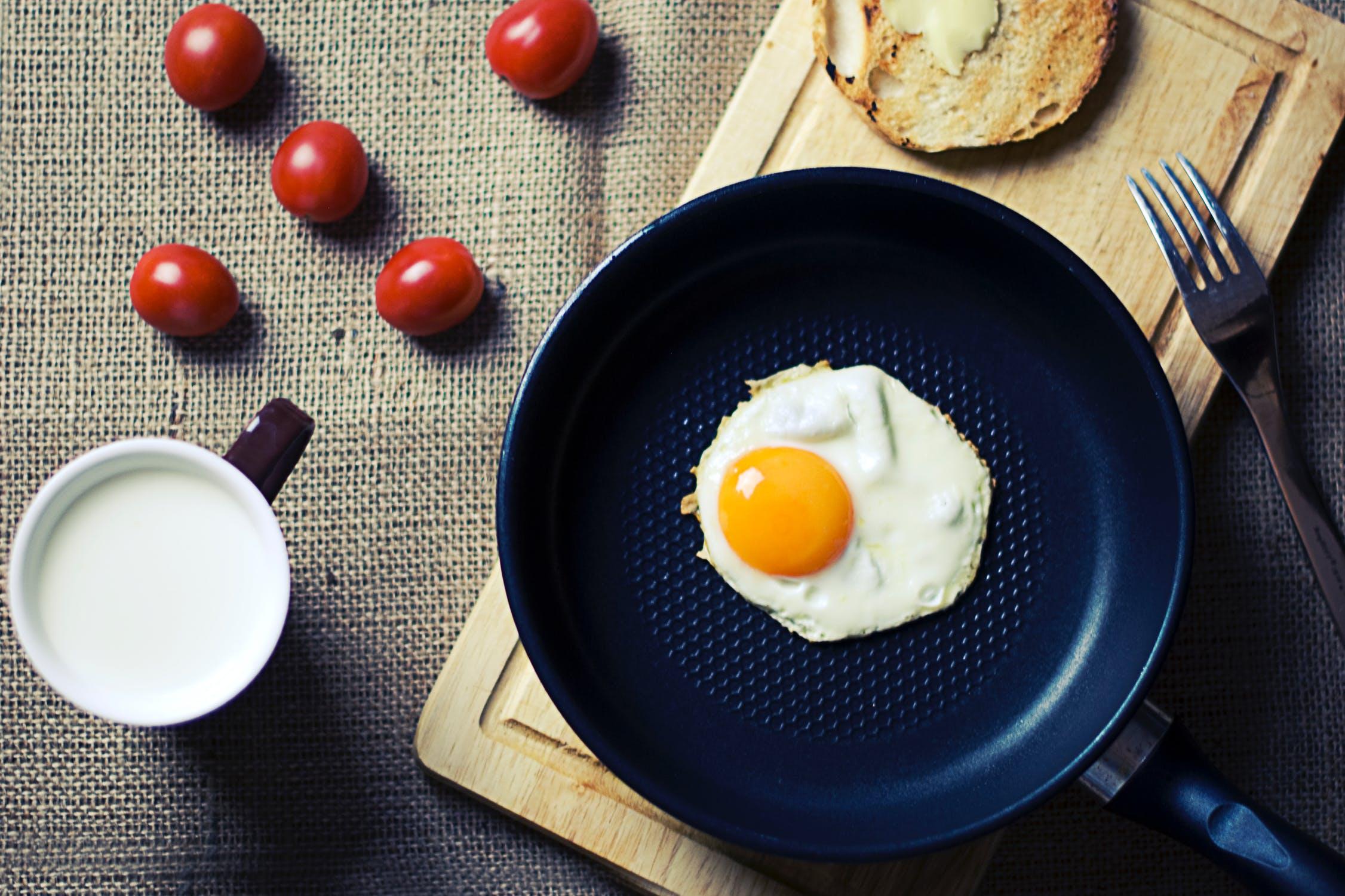 Корисна яєчна дієта, яка допоможе ефективно схуднути за 2 тижні