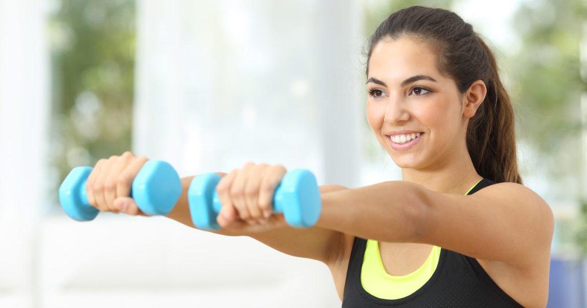 Топ-10 вправ, які покращують груди
