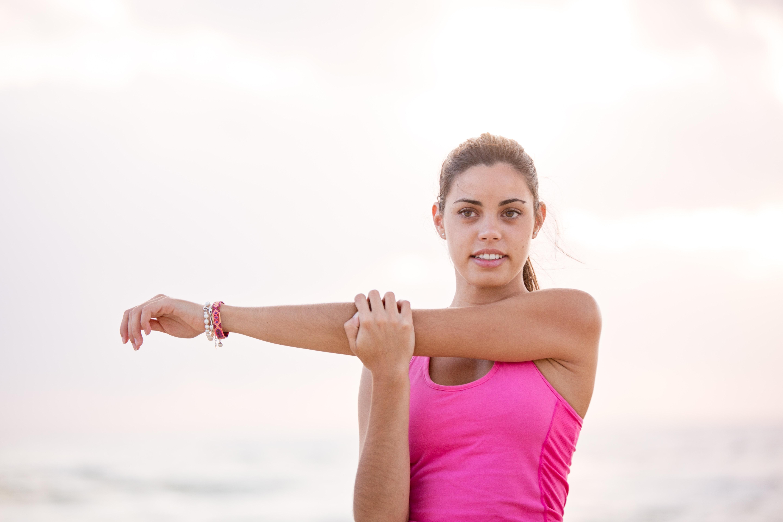 Вправи для схуднення рук і плечей, які можна зробити вже зараз
