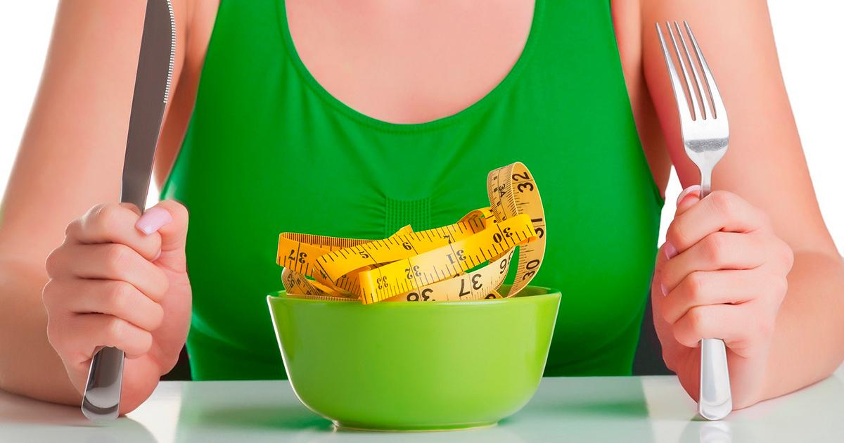 6 помилок під час дієти, які тільки шкодять