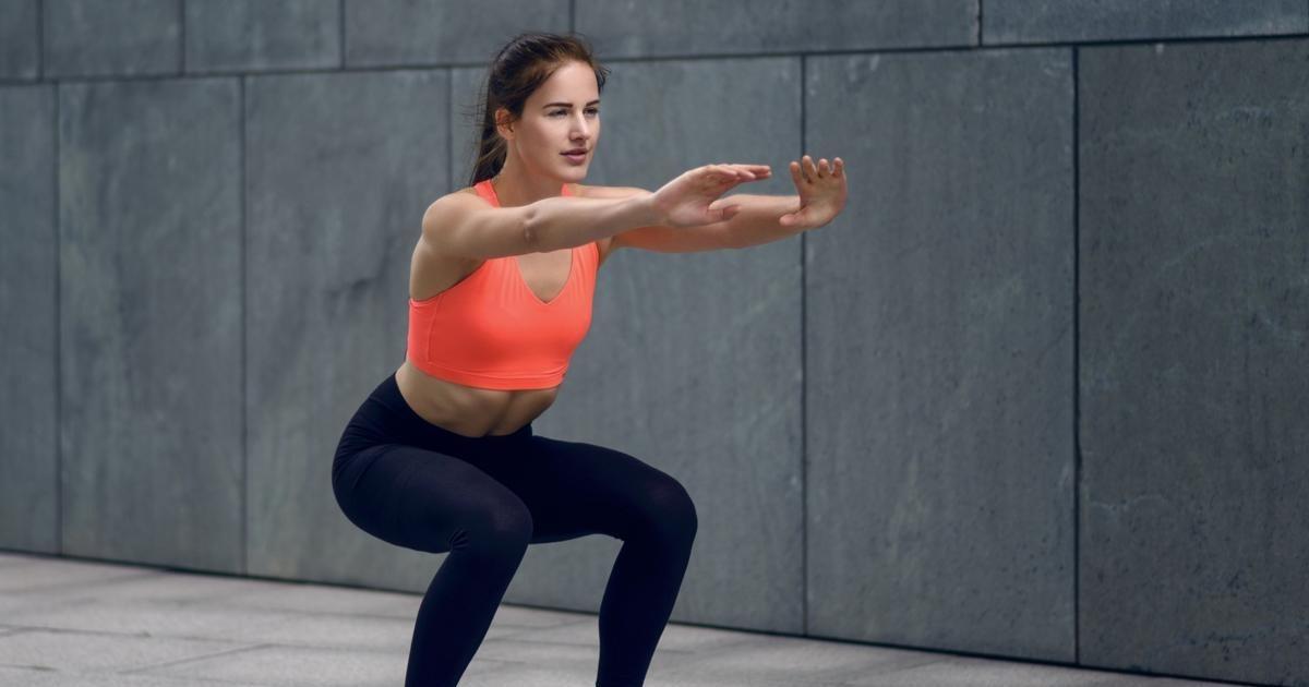 5 вправ, які накачають сідниці, не пошкоджуючи коліна