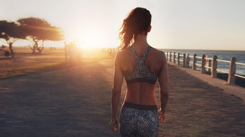 5 простих способів стати худіші від звичайної прогулянки