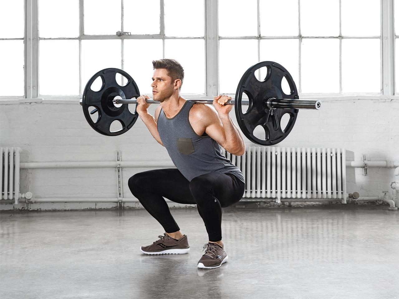 5 вправ, яким важливо навчитися перед походом в спортзал
