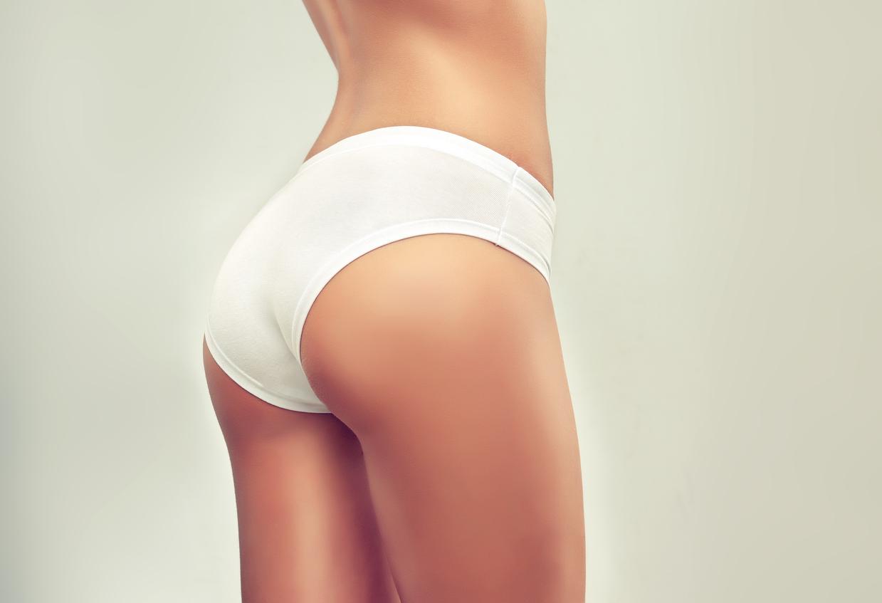 Вправи для худеньких дівчат, які допоможуть наростити сідниці