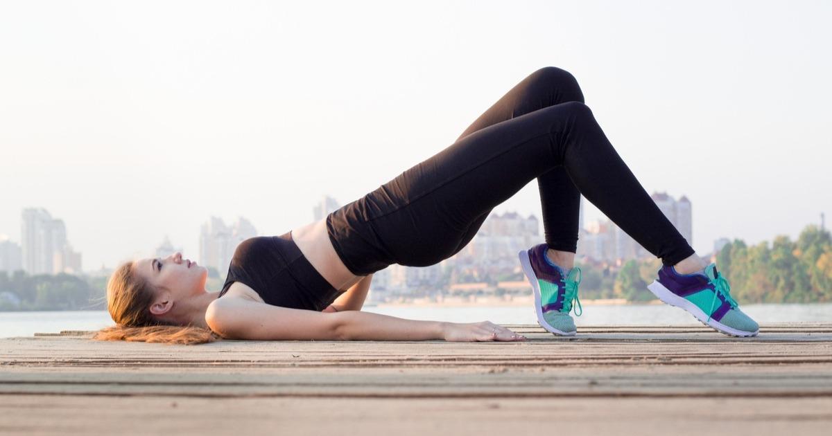 Топ-10 вправ для зміцнення кульшових суглобів