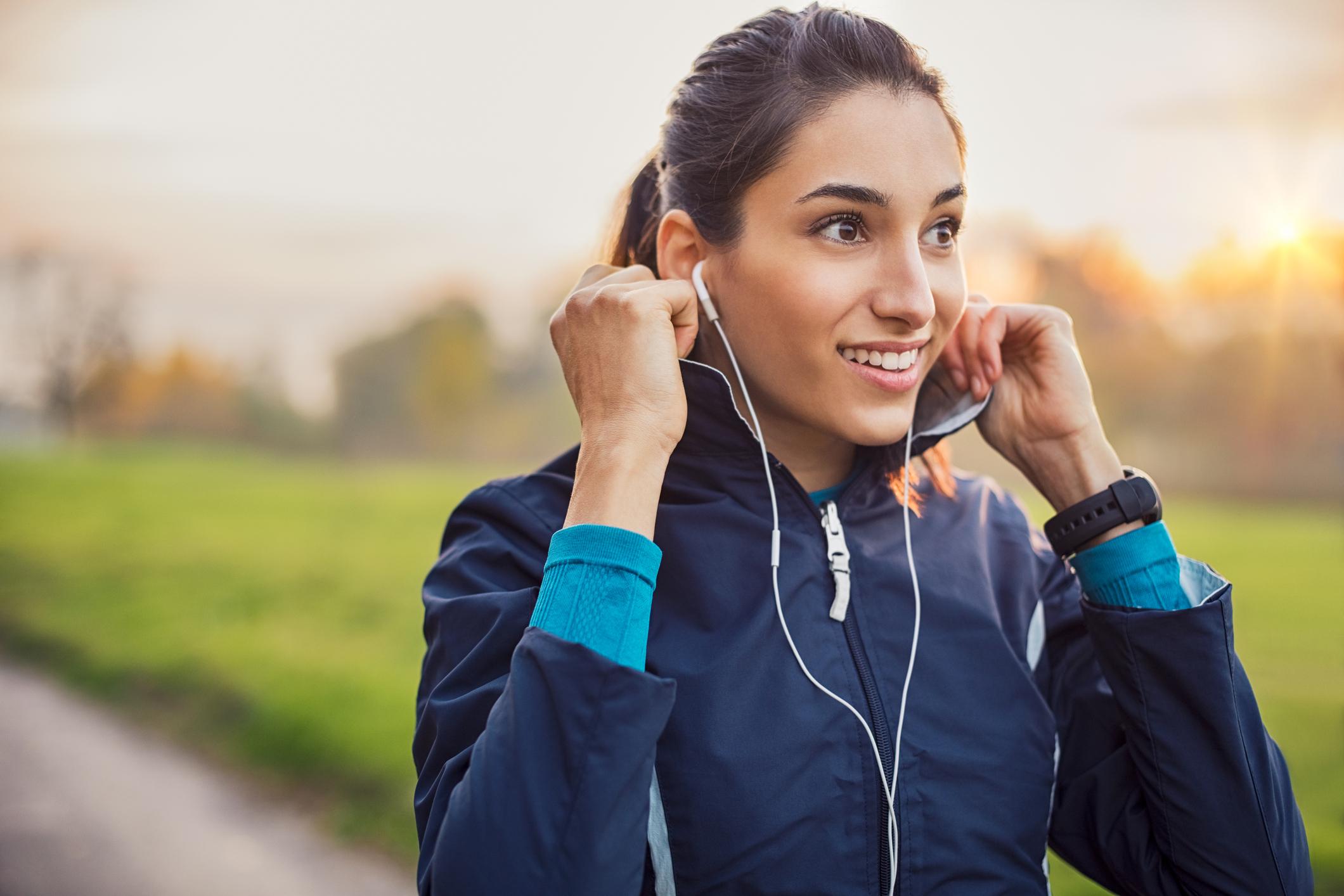 Неочевидні причини, чому на тренуваннях потрібна музика