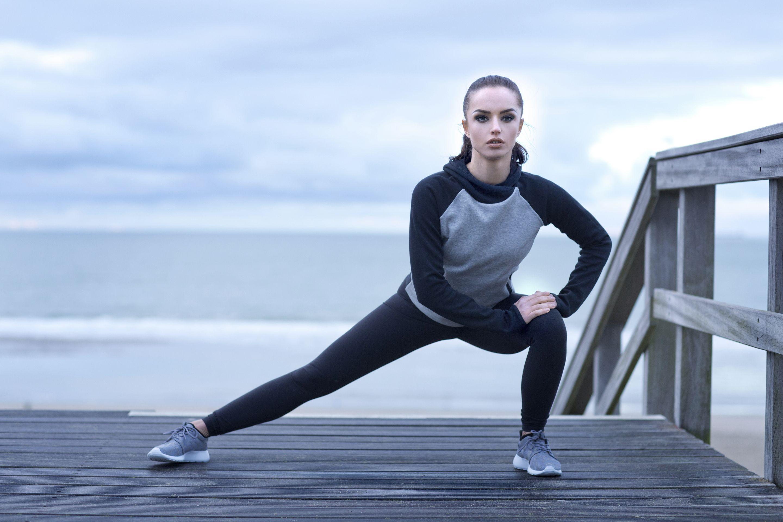 Вправи, які прокачують внутрішню поверхню стегна