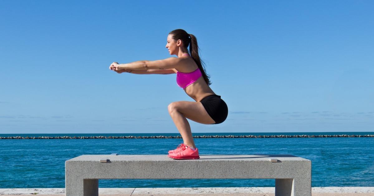 Кращі вправи для ніг з власною вагою