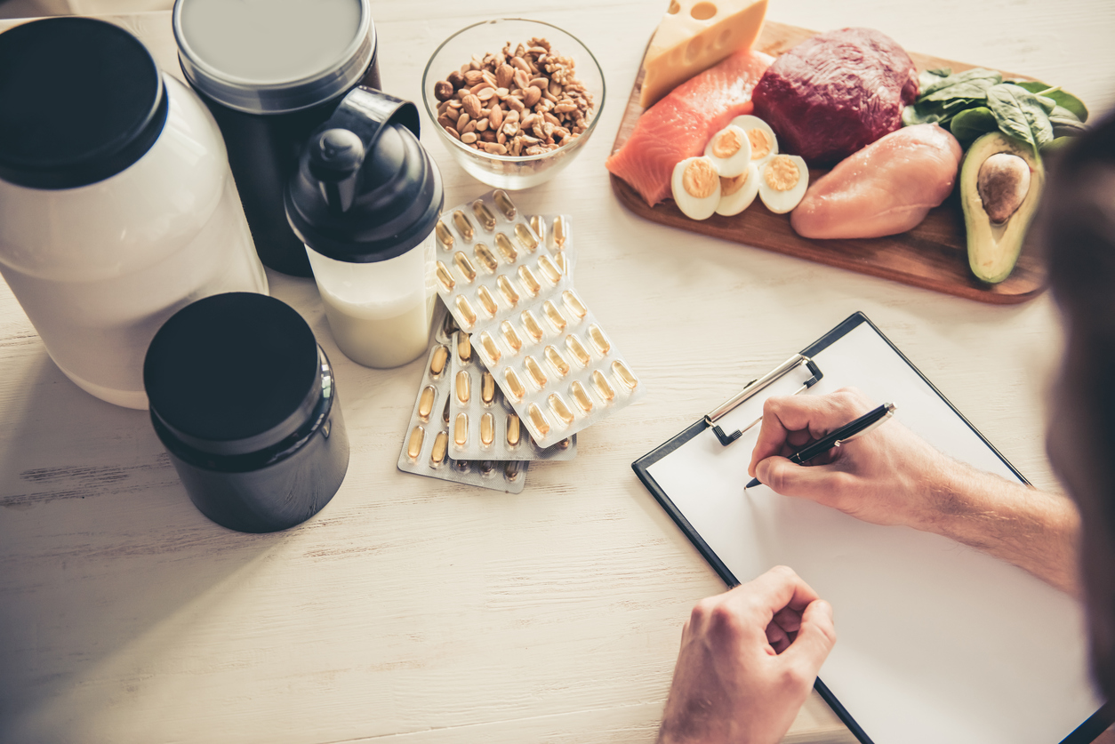 6 кращих добавок для продуктивного росту м'язів
