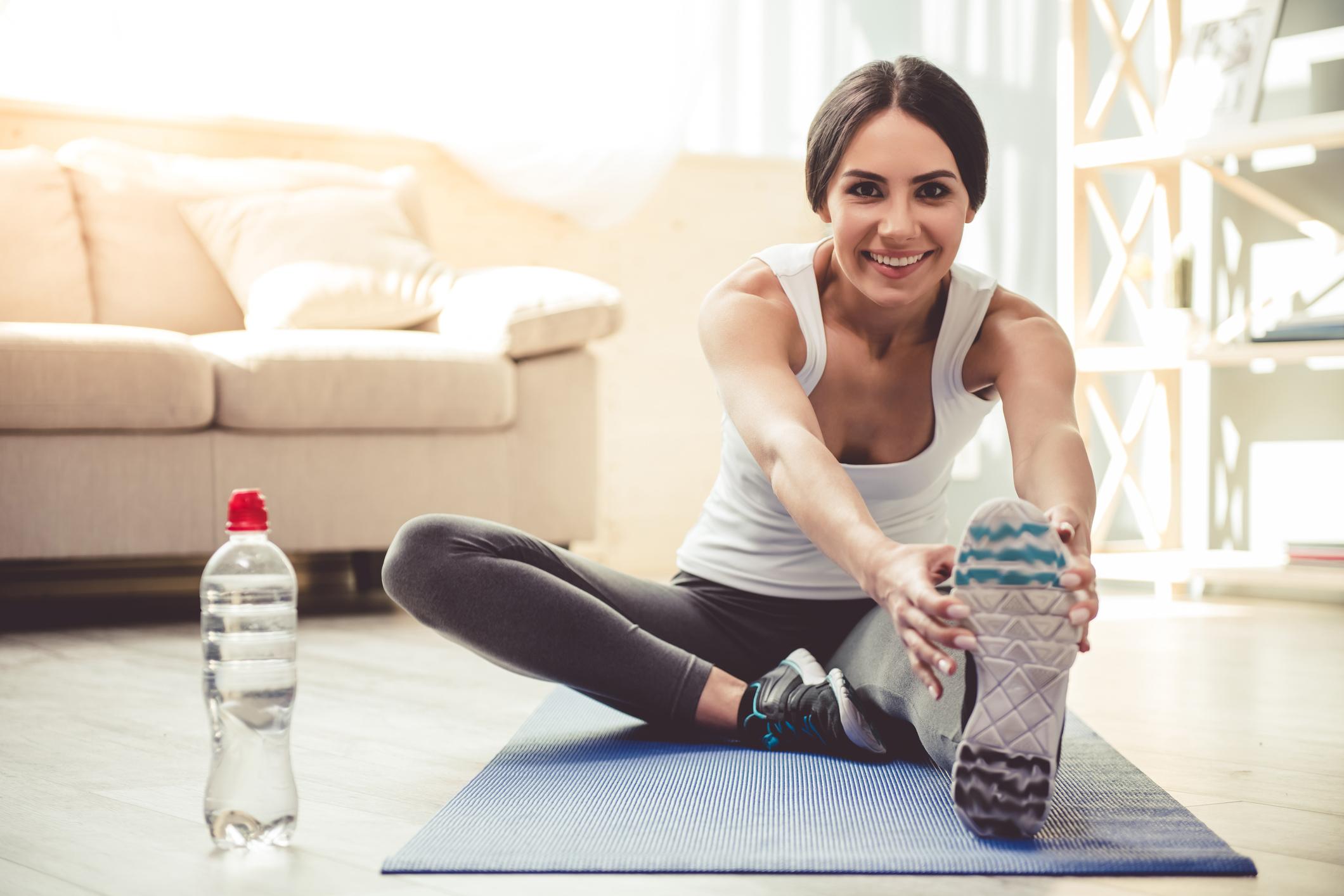 Рекомендовані вправи для зменшення болю в куприку
