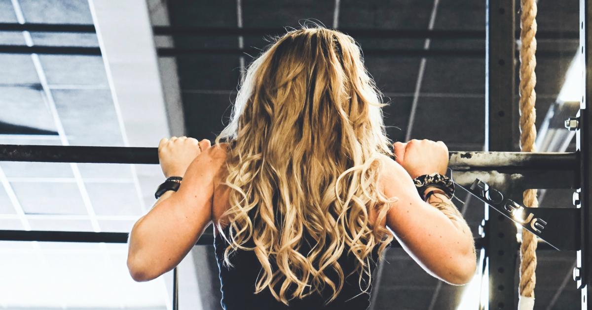 Дієві вправи, з якими ви будете краще підтягуватися