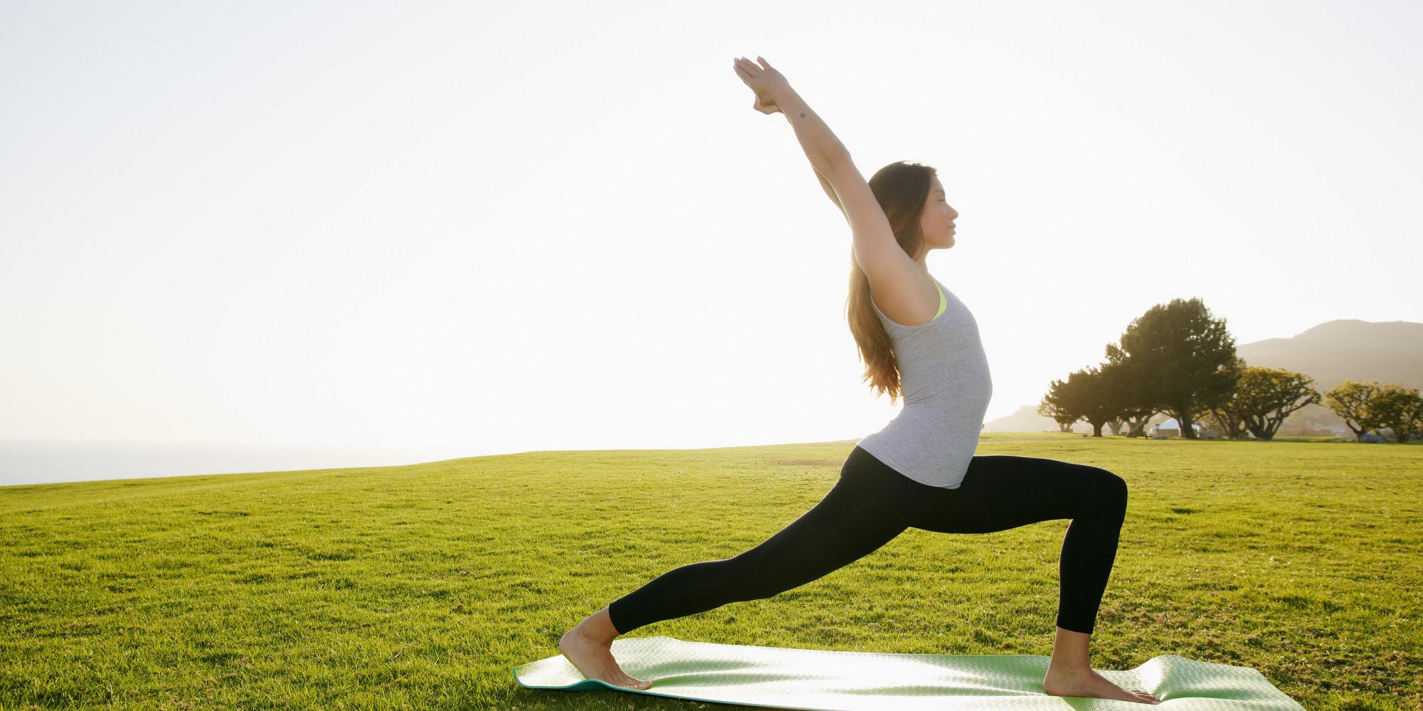 6 поз йоги для набуття спокою