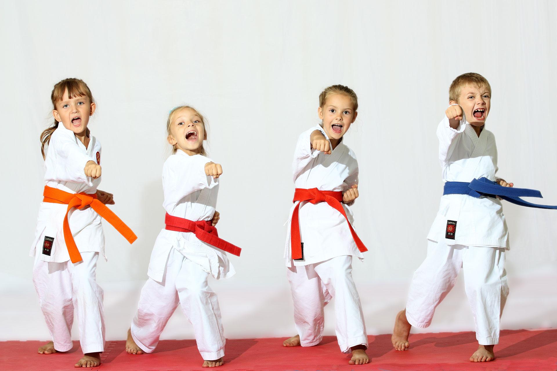 5 неочевидних причин записати дитину на таеквондо