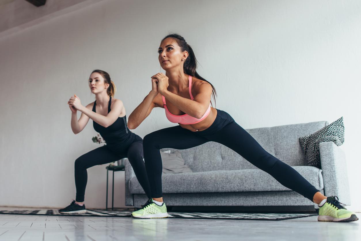 12-хвилинна ефективна тренування для витривалості будинку