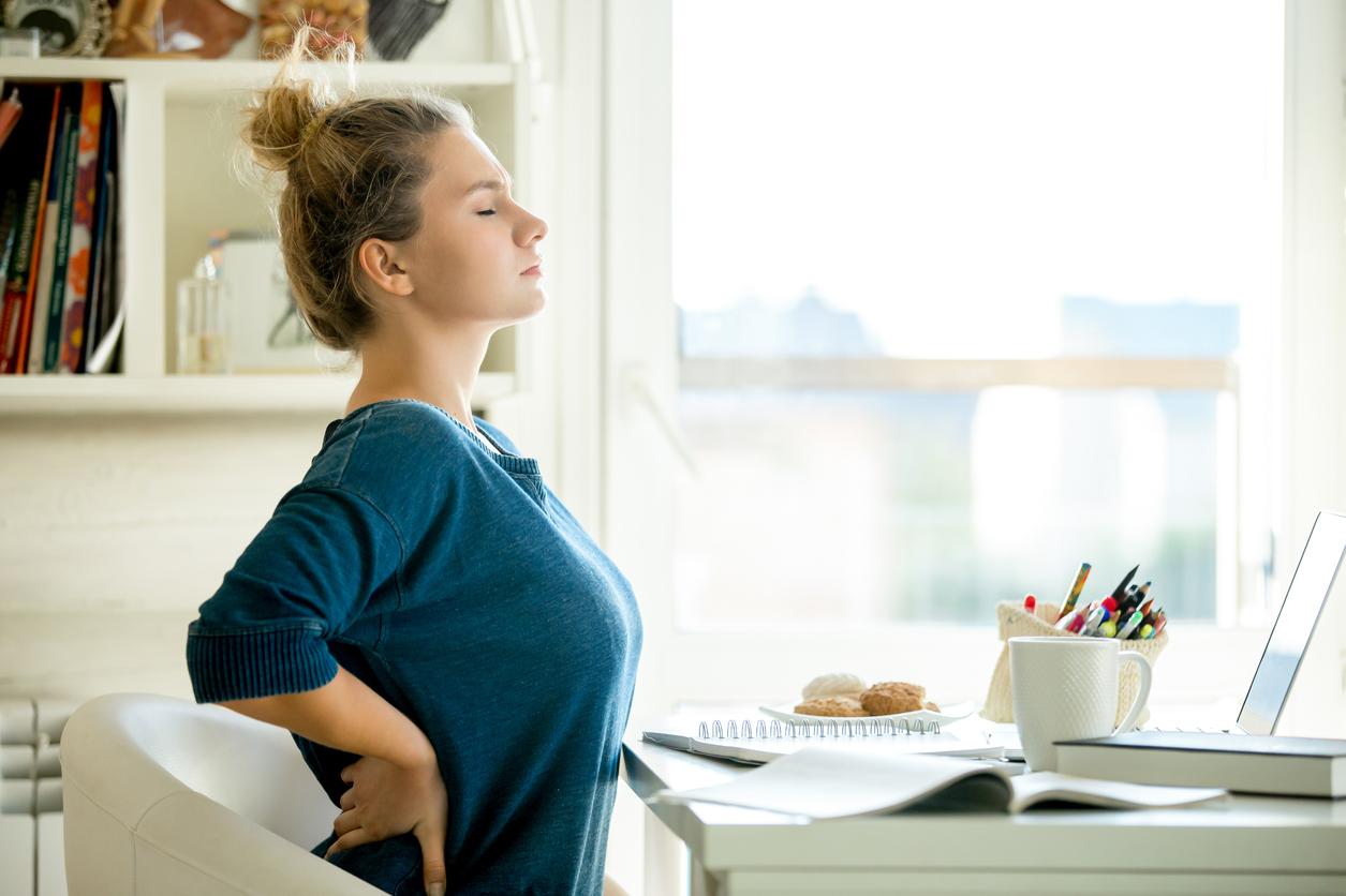 Вправи від болю в спині, які легко робити вдома