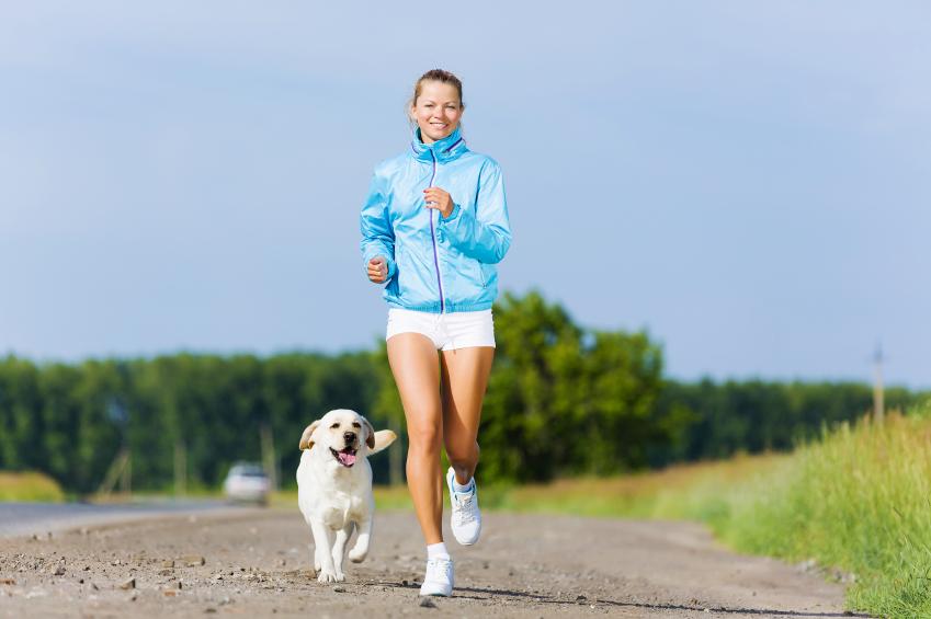 Біг з собакою: прості поради підготовки спільних тренувань