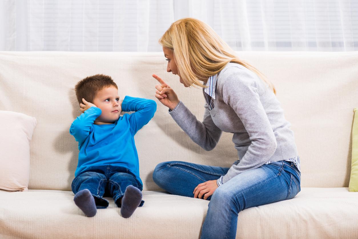 Як навчитися не підвищувати голос на свого дитини