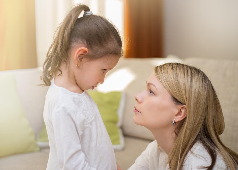 Як розмовляти з дитиною так, щоб він чув вас