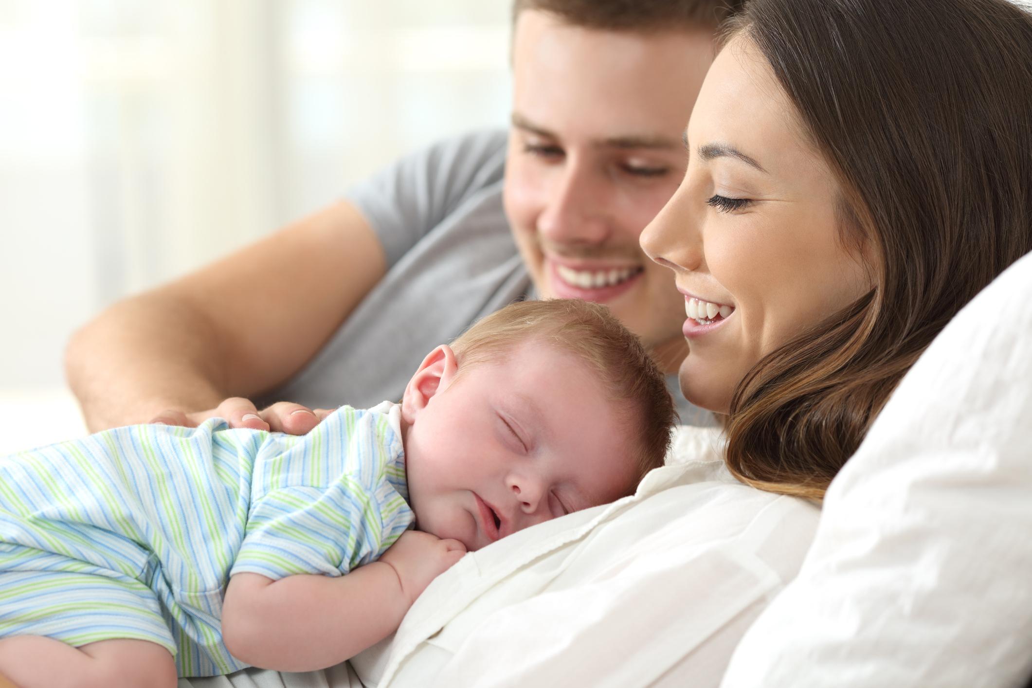 Що можна дізнатися про свого партнера після появи загального дитини