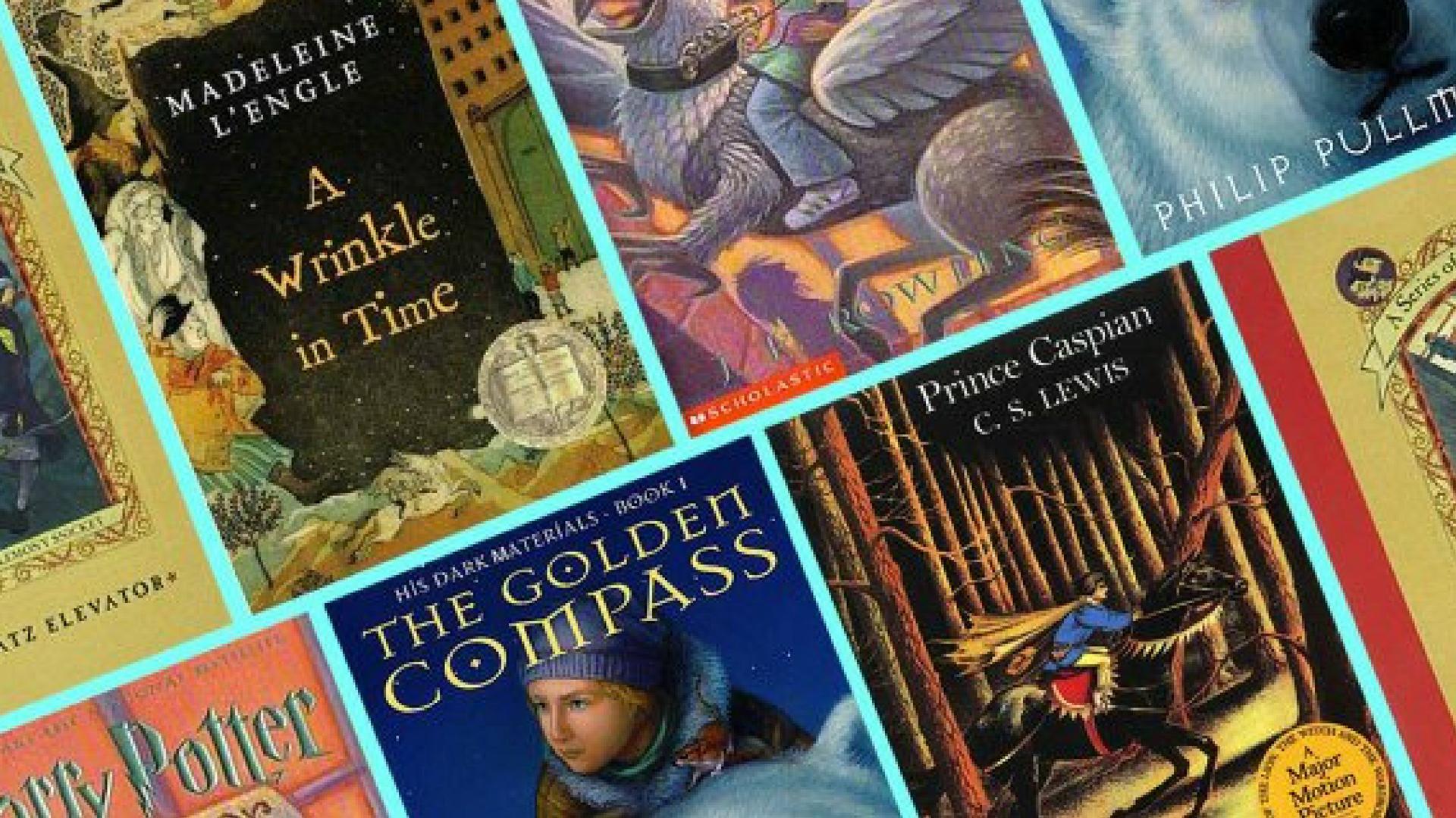 Підбірка кращих фентезі книг для дітей