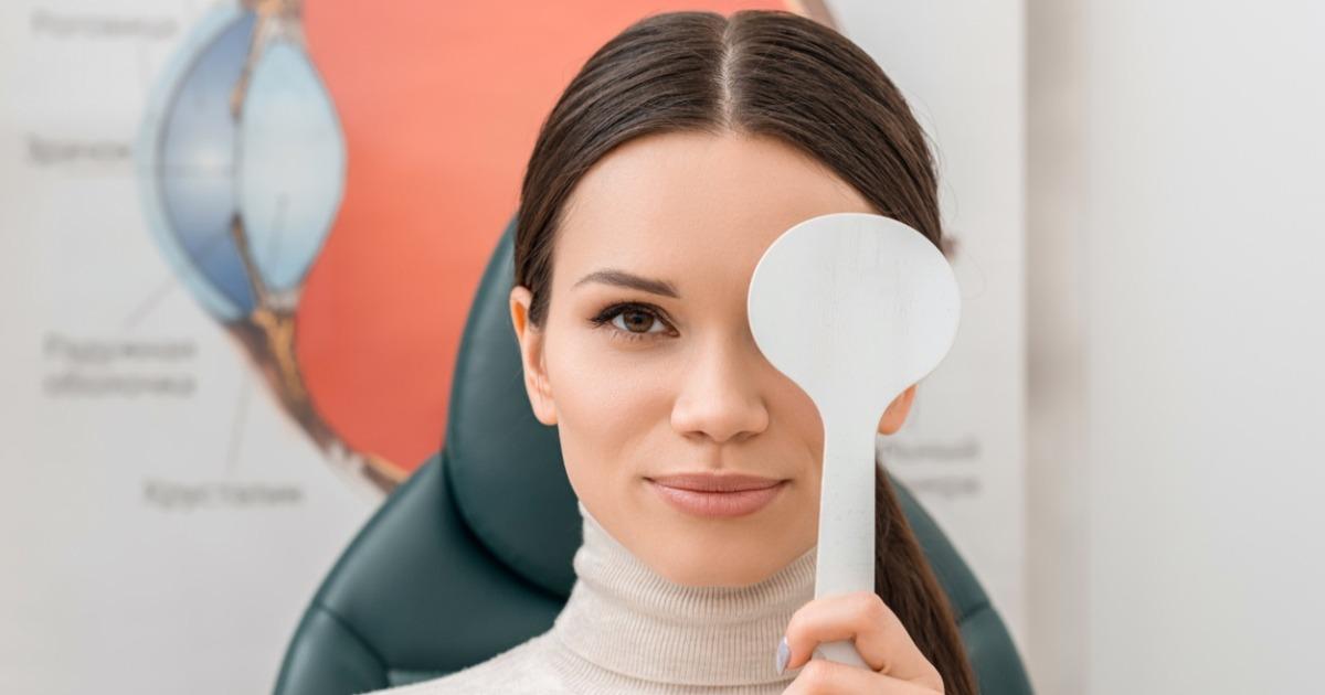 Як зберегти хороший зір до самої старості