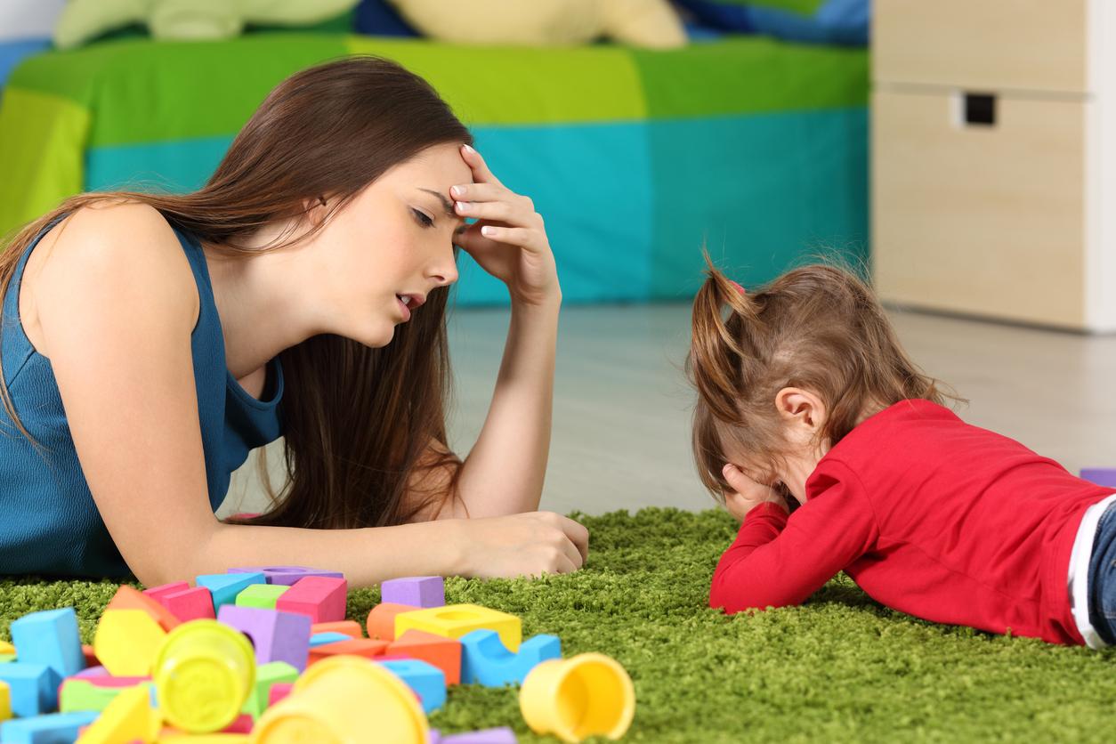 Депресія у матерів впливає на імунний і психологічне здоров'я дитини