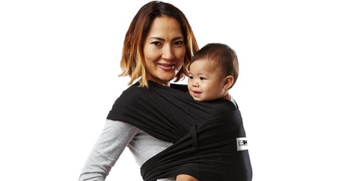 Слингоповод: корисно немовляти носити на собі