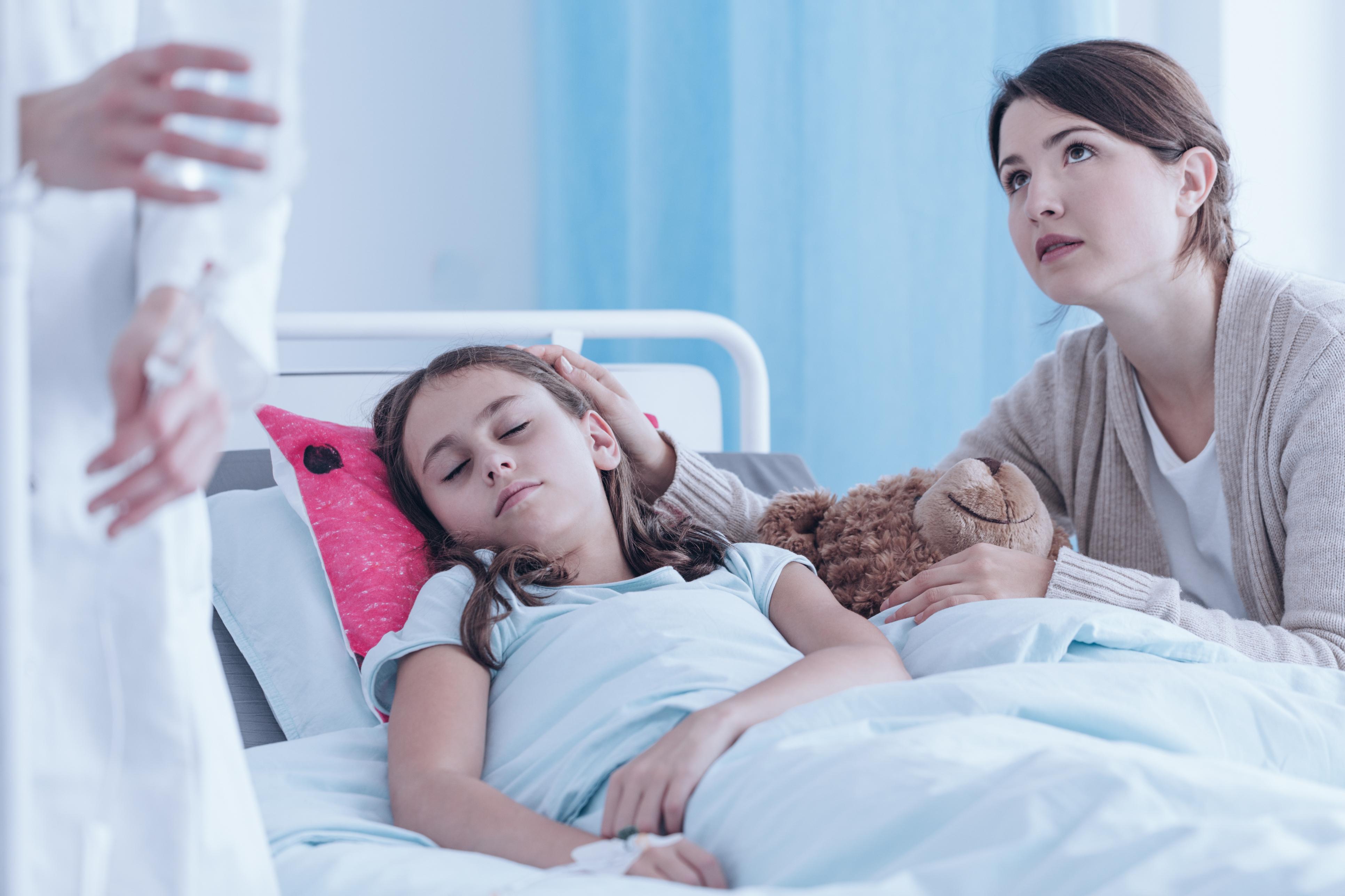 9 рад при підготовці до операції дитини