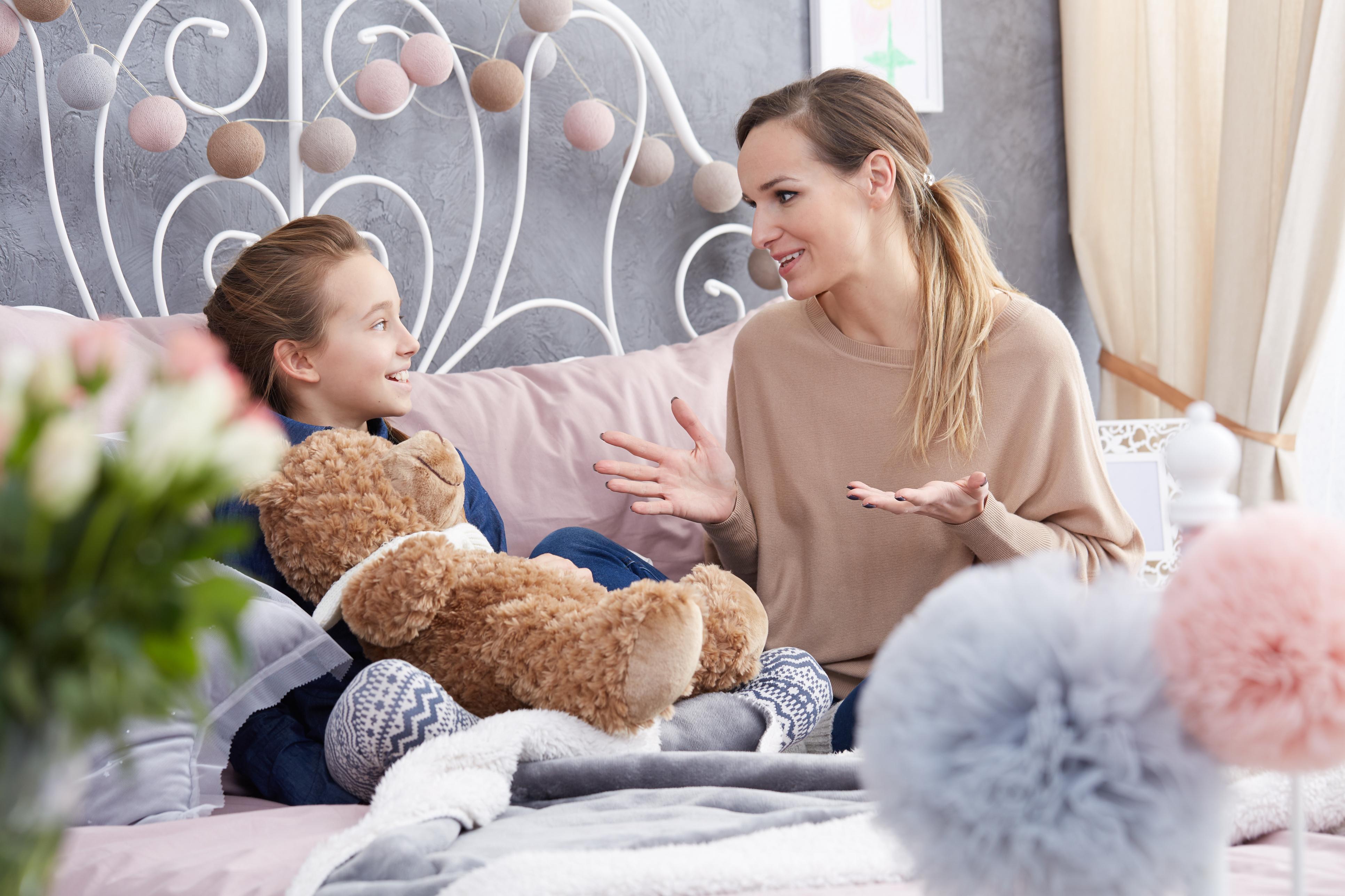 42 питання, які допоможуть почати цікаву розмову з дітьми
