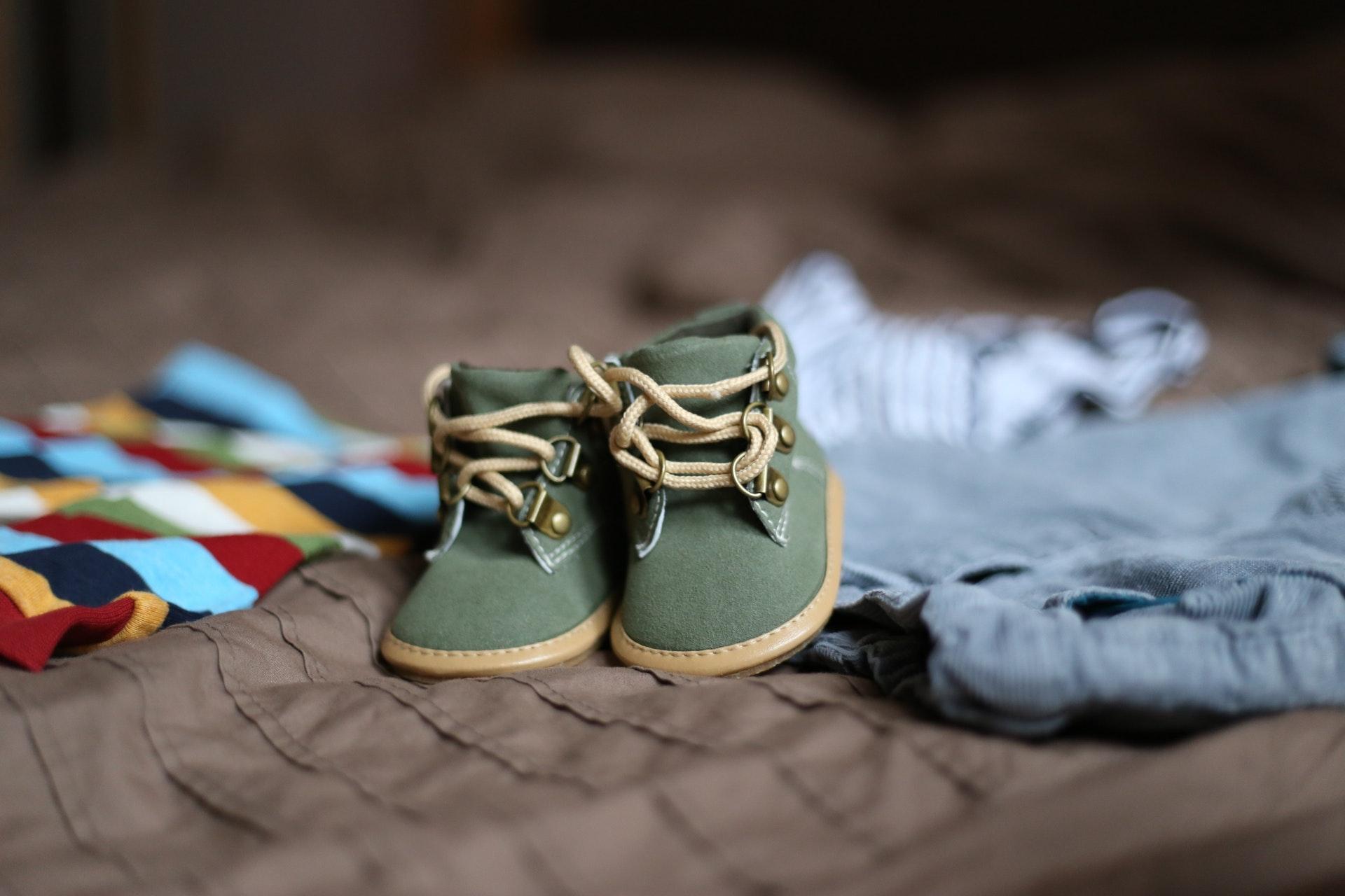 Як вибрати комфортне взуття дитині
