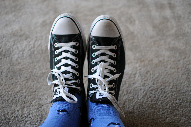 Цікавий спосіб навчити дитину зав'язувати шнурки