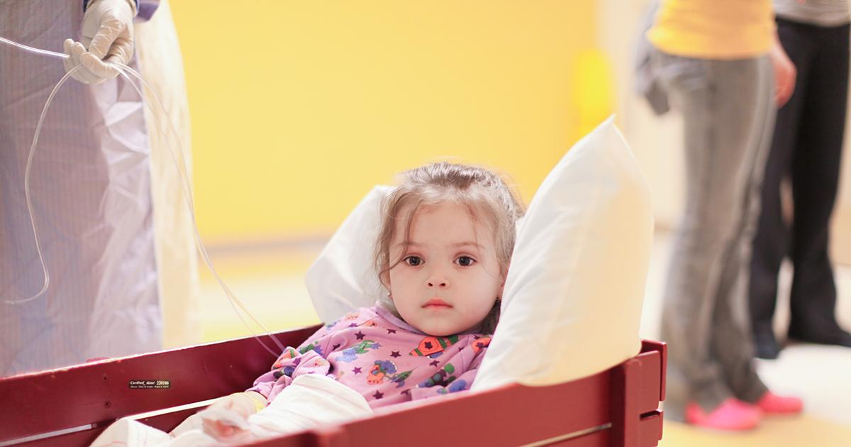 9 корисних дій, якщо дитина одного потрапив до лікарні