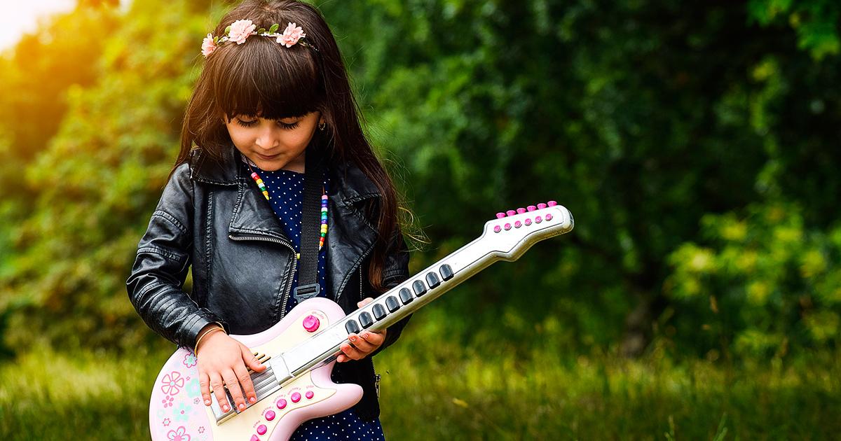 Важливі факти позитивного впливу музики на дитину