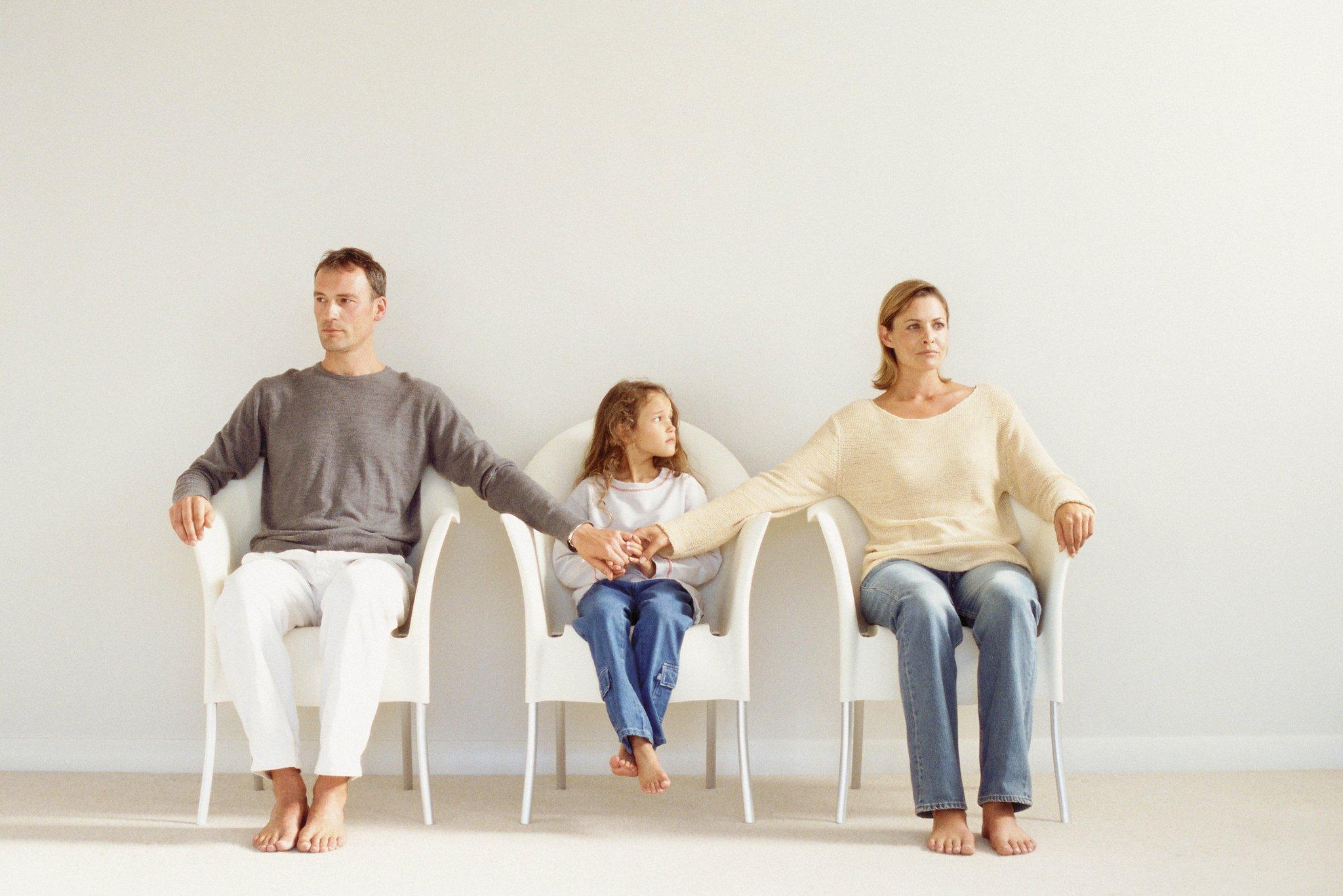 Топ-7 помилок розлучених батьків, яких важливо уникати
