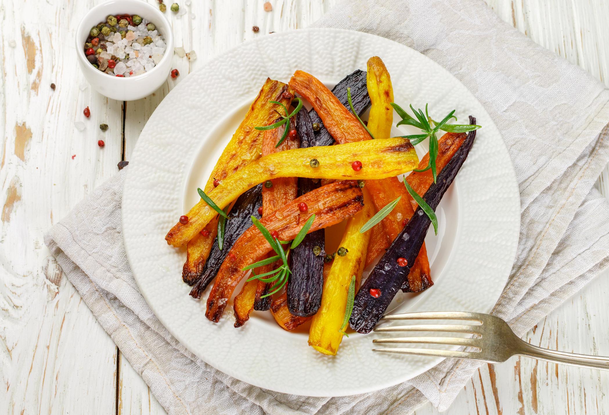 10 рецептів запечених овочів, якщо немає можливості є свіжі