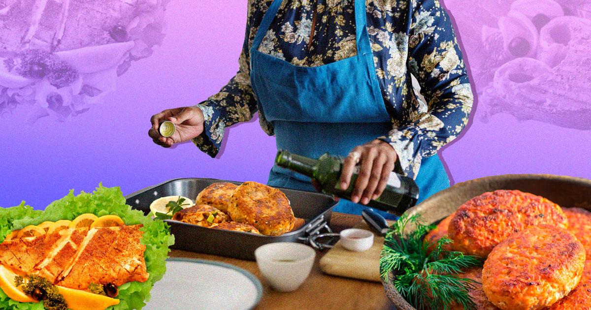 10 кращих рецептів рибних котлет