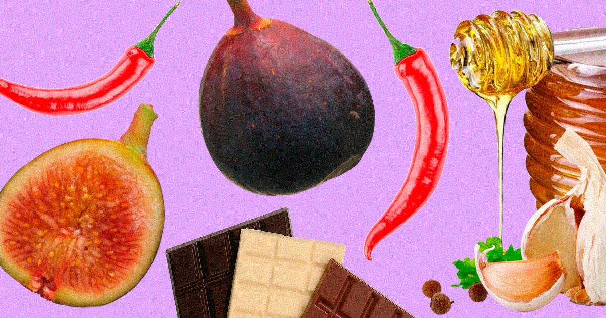 10 рецептів страв, які працюють як афродизіак